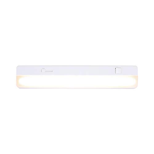 Moderne wandlamp Steinhauer 7922W (kunststof, wit) LED [EEI: A +]