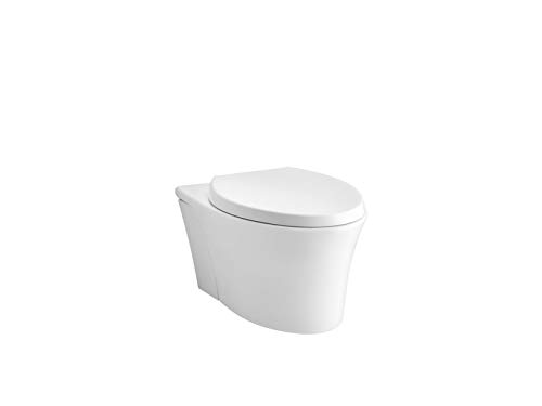 KOHLER Veil Wall-Hung Elongated Toilet Bowl