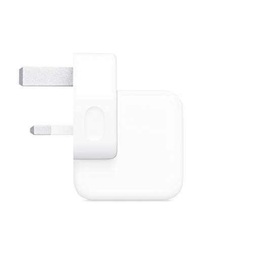 Apple 12 W USB Power Adapter (for iPhone, iPad), White