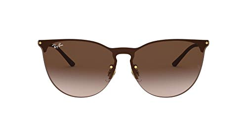 Ray-Ban 0RB3652 Gafas de sol, Rubber Gold, 40 Unisex