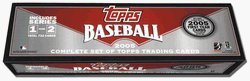 2005 Topps Baseball Hobby Factory Sealed Complete Set (Total of 732 Base Cards from both Series 1 & 2 + A 5-Card Rookie Variation Exclusive Bonus Pack!) - Sportscards - Trading Cards - Baseball Cards