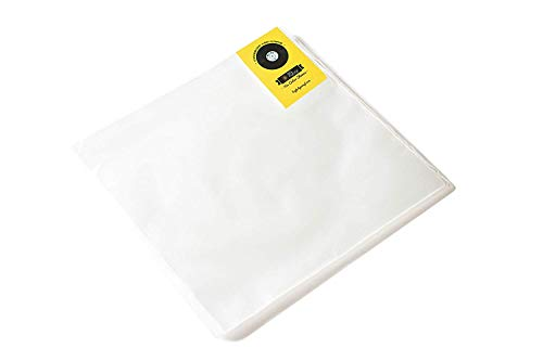 """Big Fudge 50x Vinyl Record Outer Sleeves 12"""" LP 