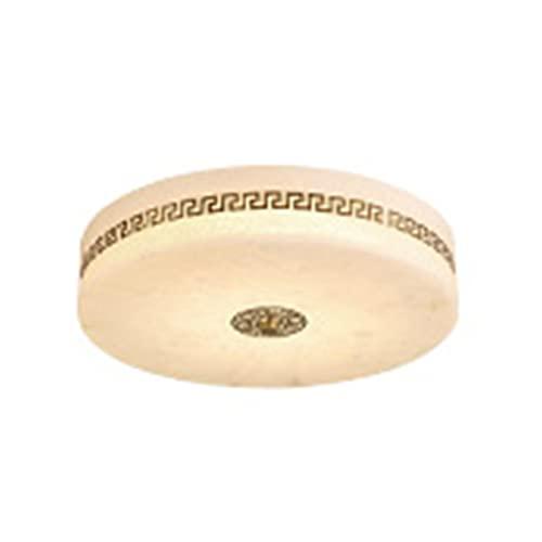 Illumination Luz de Techo 16W, 300 mm Fácil de Instalar la luz del Techo, Adecuada para Dormitorio Moderno, Sala de Estar y Cocina, Ronda 30 cm