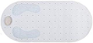 """Popular Bath 833720 Tub Mat, 16"""" x 32"""", White"""