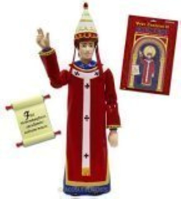 descuento Pope Pope Pope Innocent III Acción Figura by Accoutrements  al precio mas bajo