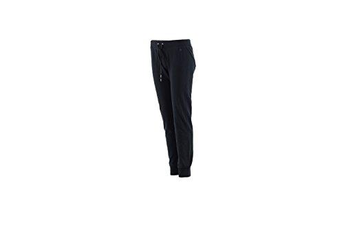Champion Damen Jogginghose Rib Cuff Pants, New Blk, S