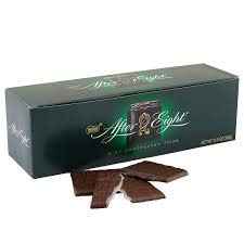 Nestle After Eight mint chocolate thins 300g x 2 Imported from Ireland