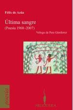 ULTIMA SANGRE (POESIA...
