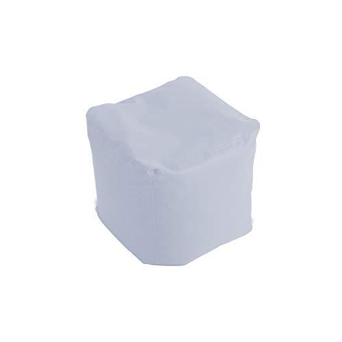 knorr-baby 440200 - Sgabello quadrato, misura M, colore Grigio chiaro, grigio grigio.