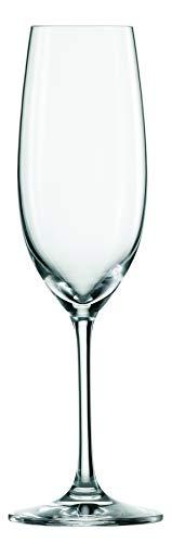Schott Zwiesel Invento 7544324 Juego de 6 copas de champán Cristal Transparente 23 cl