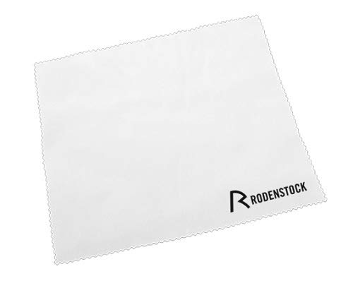 Bel panno in microfibra con stampa'Rodenstock'