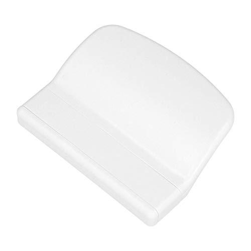 Kunststoff Balkontür Ziehgriff, Farbe:Weiß RAL 9016
