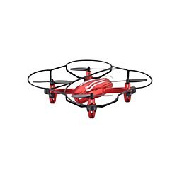 Propel RC Spyder X Stunt Palm Drone, Red, OD-2106