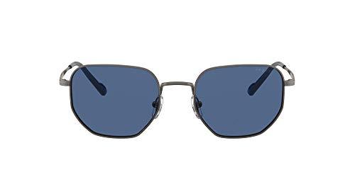 Vogue Gafas de Sol VO 4186S Ruthenium/Blue 51/20/145 hombre