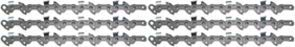 Oregon 6 Pack 90PX056G AdvanceCut Saw Chain 16