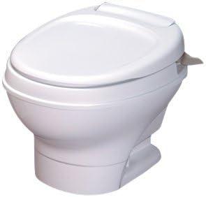 Thetford Low price 31646 Aqua-Magic Trust V Toilet by Flush Hand White