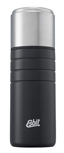 Esbit Majoris Edelstahl Termo de vacio, Unisex, Negro, 750 ml