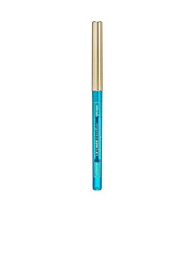 L'Oréal Paris Le Liner Signature 09 Turquoise Faux Fur, präziser & langanhaltender Eyeliner, Stiftform mit herausdrehbarer Mine, wisch- und wasserfest 1Stk