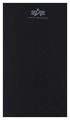 Alpha Industries Basic SL Tube Mask, Farbe:black, Größe:One Size