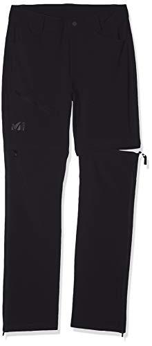 Millet - Trekker Stretch Zip Off Pant II M - Pantalon Convertible Short Homme, Noir (BLACK), 40