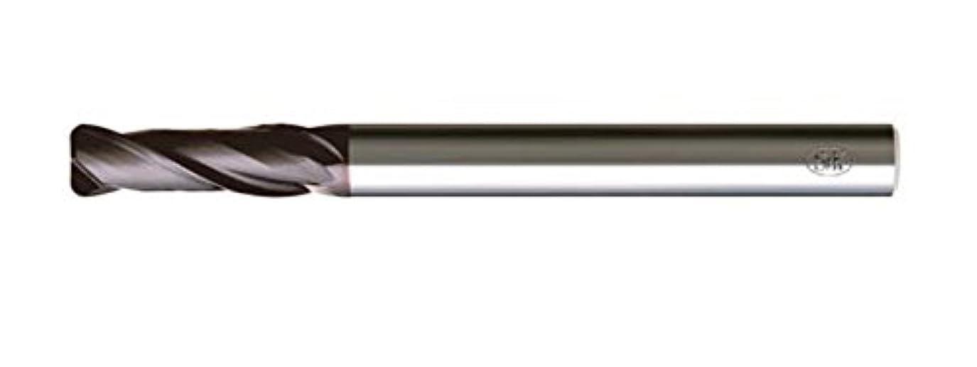 アラブ出席するハウジングS&K 超硬ラジアス2枚刃ロングシャンクφ25 SAGVR2LS25XR2