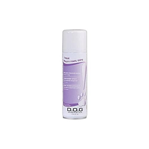 TODOPETS Beauty Final Expo 300ml - Preparación para el Acabado del Peinado con Efecto antiestático y Brillante
