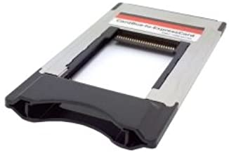 cablecc ExpressCard Express Card para adaptador de tarjeta PCMCIA PC Conversor 34mm a 54mm