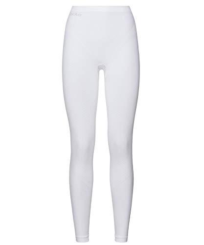 Odlo Culotte Evolution Warm pour Femme, Blanc, L