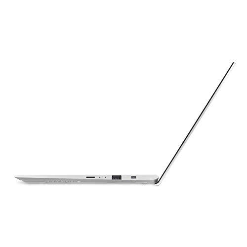 "Asus Vivobook S14 S412 Thin and Light 14"" FHD, Intel Core i3-8145U CPU, 8GB RAM, 256GB PCIe Nvme SSD, Windows 10 Pro, S412FA-XB31, Silver-Metal"