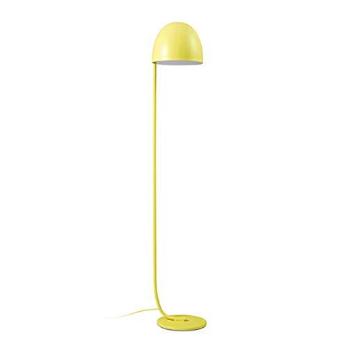 lámpara de piso Super brillante lámpara de pie - pie de altura Modern Light Pole for salas de estar y oficinas -Sofá Junto A lámpara de pie lámpara de estudio Lámpara de pie para dormitorio