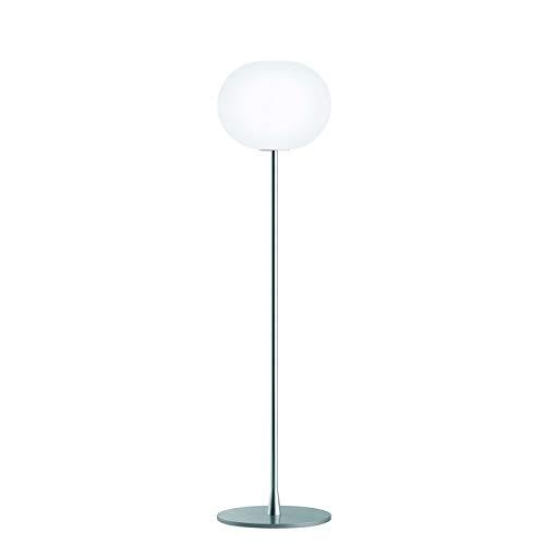Flos GLO-Ball F1 EU Gri, Verre opale Acier, gris, 33x175cm