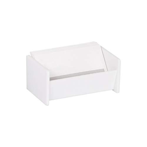 1 x Schreibtisch-Visitenkarten-Box zur...