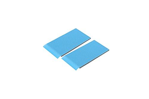 GELID SOLUTIONS GP-Ultimate - Pad Termico 90x50x3.0mm (2 Pezzi). Eccellente conduzione del Calore, riempitivo Ideale. Conducibilità Termica di Facile Installazione 15W