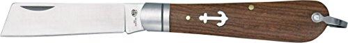 IMEX EL ZORRO 54024 Navaja Marinera, marrón, 8 cm