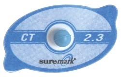 CT Mark Skin Markers - Non Metallic 2.3mm CT Ball, 110 per Box, Ships Within 3 Days!