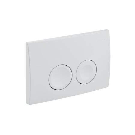 Geberit Duofix Vorwandelement UP 100 + Ideal Standard WC, Spülrandlos mit LotusClean Beschichtung + Absenkautomatik + Delta 21 Drückerplatte + WC Deckel - 8