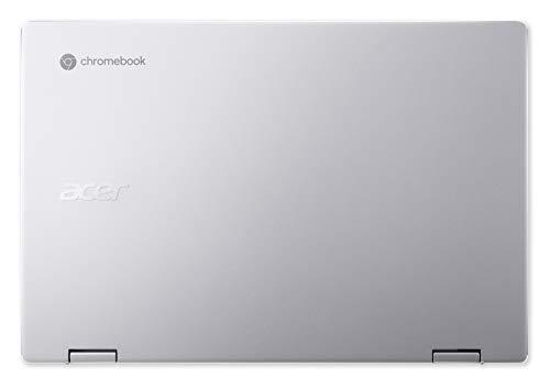 Acer Chromebook Spin 513 (13,3 Zoll Full-HD IPS Touchscreen, 16mm flach, bis zu 16 Stunden Akkulaufzeit, WLAN, Google Chrome OS) Silber - 6
