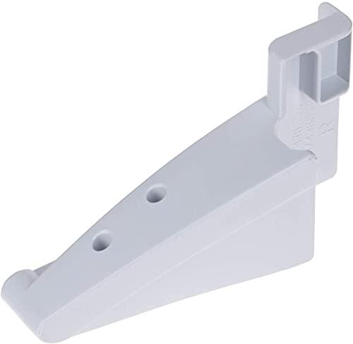 MIRTUX Soporte Derecho Original para Estante botellero de frigoríficos Liebherr. Código Pieza: 7438550