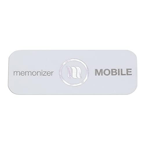 memonizerMOBILE | Neutralisiert die negativen Auswirkungen schädlicher Handystrahlung, Tablet, E-Book Reader UVM. | Schutz vor negativen Auswirkungen durch Bluetooth, GPS, WLAN