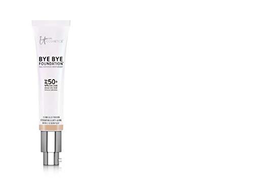 It Cosmetics Bye Bye Foundation Spf 50+ Full Coverage Anti-aging Moisturizer - 1.08 Oz - Medium by It Cosmetics