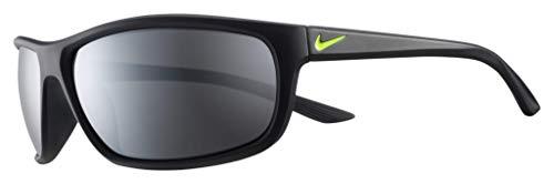 Nike-Sun Gafas de sol unisex, color negro, 135 mm