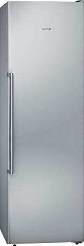Siemens GS36NAIEP iQ500 Freistehender Gefrierschrank / E / 234 kWh/Jahr / 242 l / noFrost / bigBox / LED-Innenbeleuchtung
