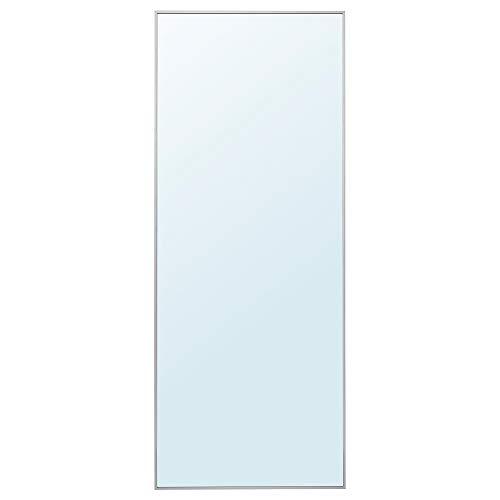 Espejo IKEA HOVET 78x196 cm aluminio