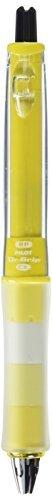 Dr. Grip  Play Boarder oil-based ballpoint pen, Lemon Yellow(BDGCL50F-PLY)