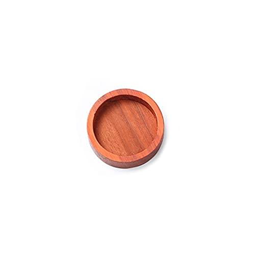 NK803 Cabochon en blanco cabujón cuadrado cuadrado marco de resina de madera colgantes bisels ajuste de resina joyería haciendo BRICOLAJE Artesanía hecha a mano Encantos de joyería ( Color : 3 )