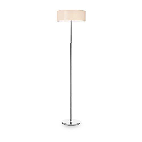 Lámpara de pie de 2 luces – Madera