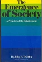 The emergence of society: A pre-history of the establishment