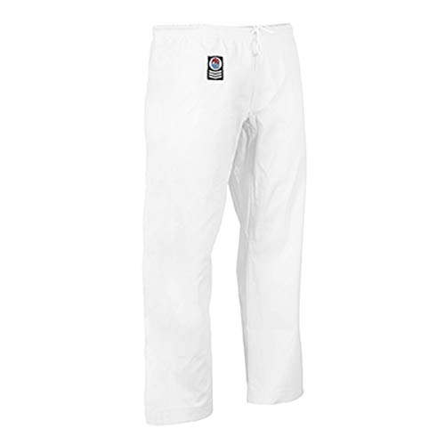 ProForce Gladiator 8 oz. Combat Pants - White Size 2