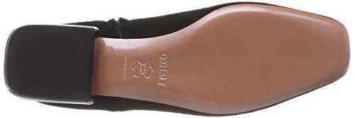 Oxitaly GEA 450, Stivali Donna, Nero (Nero Nero), 37 EU