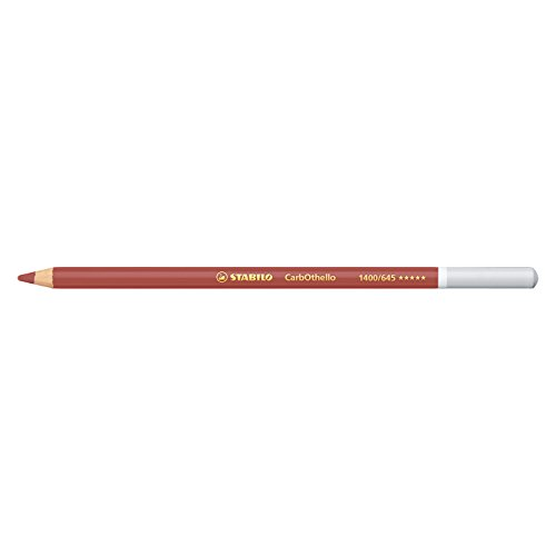 Stabilo CarbOthello - Bleistift, Rot, 1 Stück